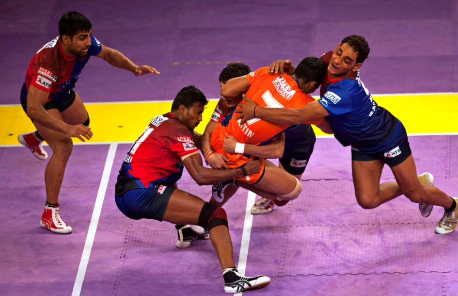 Commencing As An Overlooked Sport, Kabaddi Now Goes International