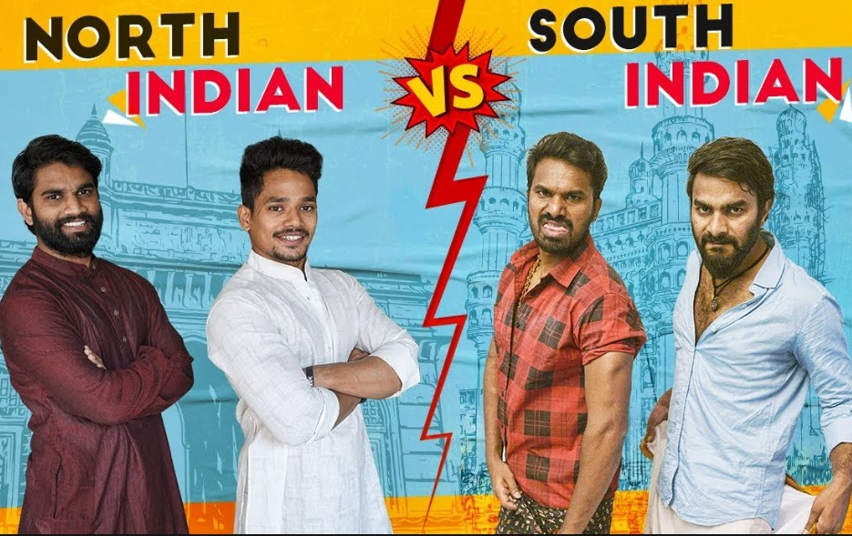 The Difference Between Life in North and South India